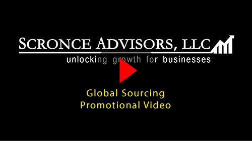 Scronce Advisors, LLC Global Sourcing Promo Video